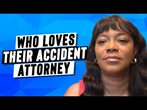 video thumbnail Who LOVES  their ACCIDENT ATTORNEY
