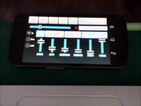 Video of Drummer Friend - Drum Machine