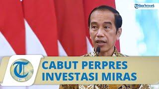 Baru Dikeluarkan dan Menuai Berbagai Kritik, Jokowi Cabut Perpres Izin Investasi Miras