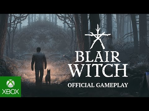Blair Witch Gameplay Trailer thumbnail