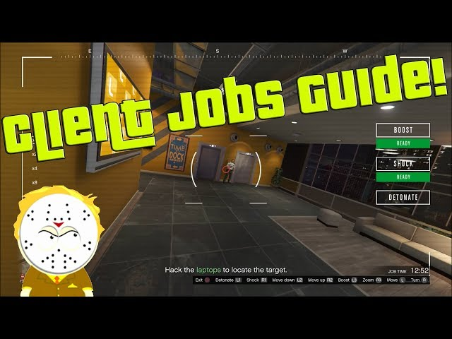 GTA Online: How much money do you get from Client Jobs?