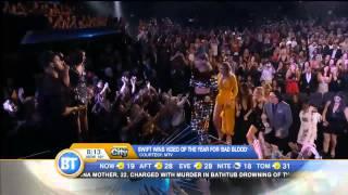 Entertainment City: Taylor Swift wins big at the MTV VMAs