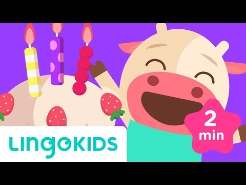Happy Birthday - Rhymes for Kids | Lingokids - School Readiness in English