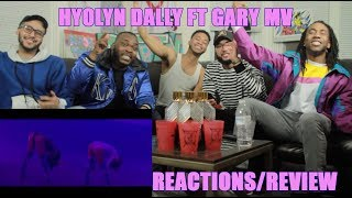 효린(HYOLYN) - 달리(Dally) (Feat.GRAY) MV REACTION/REVIEW