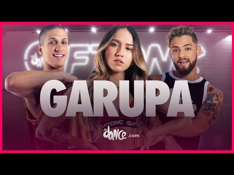 Garupa - Luísa Sonza ft. Pabllo Vittar  | FitDance TV (Coreografia Oficial) Dance Video