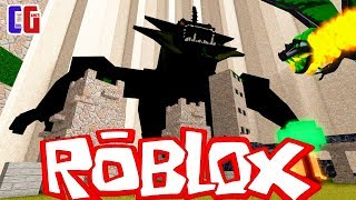 ГИГАНТСКИЙ МОНСТР на ОСТРОВЕ в РОБЛОКС! Симулятор ВЫЖИВАНИЯ Disaster Dome Roblox от Cool GAMES