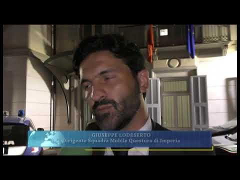OMICIDIO IN STRADA A SANREMO. IN MANETTE IL RESPONSABILE