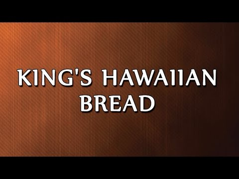 King's Hawaiian Bread | RECIPES | EASY TO LEARN