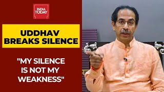 Uddhav Thackeray Breaks Silence; Says There Is A Conspiracy To Defame Maharashtra  IMAGES, GIF, ANIMATED GIF, WALLPAPER, STICKER FOR WHATSAPP & FACEBOOK