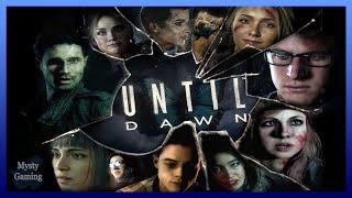 Until Dawn 𝑭𝒊𝒍𝒎 𝑪𝒐𝒎𝒑𝒍𝒆𝒕 𝑭𝒓𝒂𝒏ç𝒂𝒊𝒔 𝑯𝑫 # Tout le monde est sauvé #