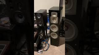 Yamaha NS-777 review