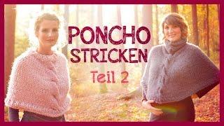 Häkeln Poncho Schal Schal видео видео