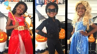 Kids Costume Runway Show! Top costumes ideas for family and kids