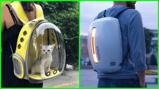 FUTURISTIC BACKPACKS That are On NEXT LEVEL ✅