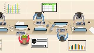 IntelliCompute Managed Analytics | 2D Explanatory Video