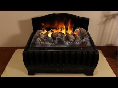 New In Dimplex Westbrook Electric Fire Basket Lowest