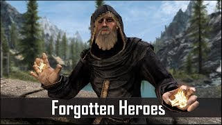 Skyrim: Top 5 Heroes Nobody Paid Any Attention to in The Elder Scrolls 5: Skyrim