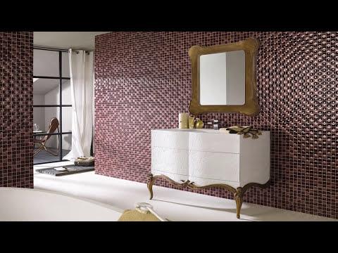 Muebles de baño, armarios, para el lavabo, modernos, clásicos, pequeños y grandes. MUCHAS FOTOS!