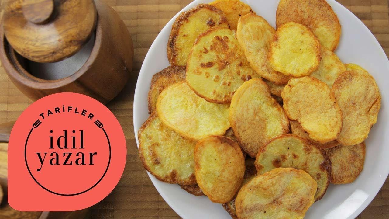 Fırında Elma Dilim Patates Yapılışı Videosu