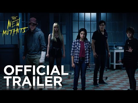 The New Mutants / Οι Νέοι Μεταλλαγμένοι - 2ο Επίσημο Τρέιλερ