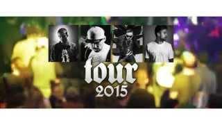 HUGO TOXXX, MARAT & IGOR and more - TRASHRAP TOUR 2015 | HOODSTAR TRAILER