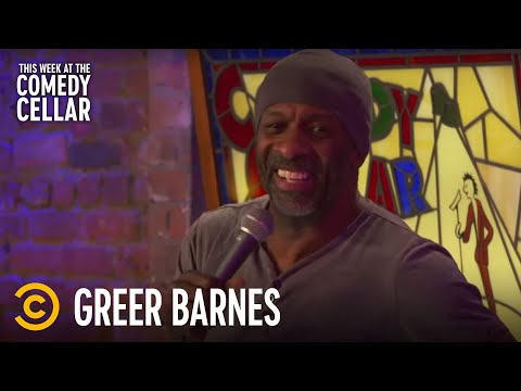 "Greer Barnes: ""If I Was a White Woman, I Would Rob Black Dudes"" - This Week at the Comedy Cellar - YouTube"