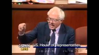 1991: Bernie Sanders on Criminal Justice Reform