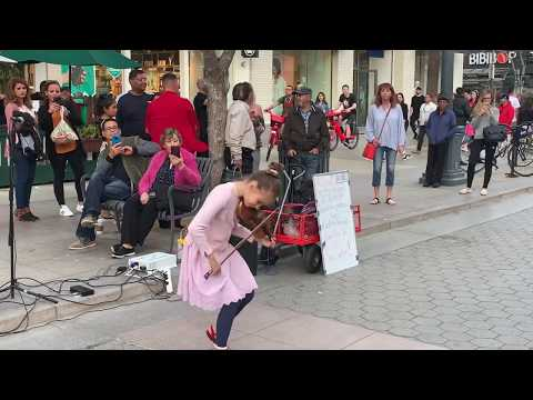 Rockabye (feat. Sean Paul & Anne-Marie) - Karolina Protsenko (Violin Street Performance)