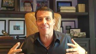 Giving Tuesday: 100 Million More Meals Challenge - Tony Robbins & Feeding America