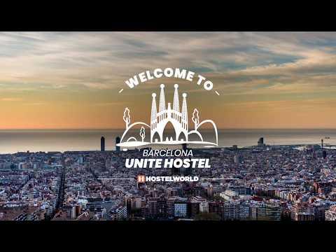 Unite Hostel Barcelona, Barcelona, Spain hostel