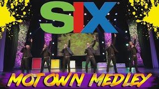 SIX - Branson Missouri - Motown Acapella Medley  Video