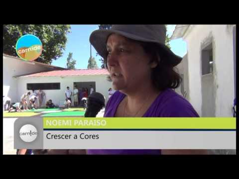Ep. 156 - Voluntários recuperam escola Rio Tejo