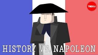 歴史 vs ナポレオン・ボナパルト – アレックス・ジェンドラー