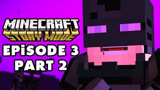 zackscottgames minecraft story mode episode 2 part 2 - Thủ thuật máy