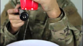 Static Electricity and Water Experiment
