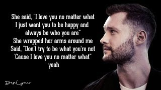 Calum Scott   No Matter What (Lyrics) 🎵