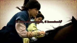 [Sub ITA] Soyou (Sistar) - Just Once (한번만) (Empress Ki OST)