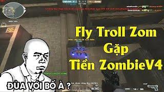 Bình Luận CF   Fly Troll Zombie   TQ97 gặp Tiền zombiev4
