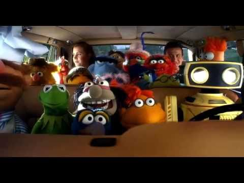 Trailer Los Muppets