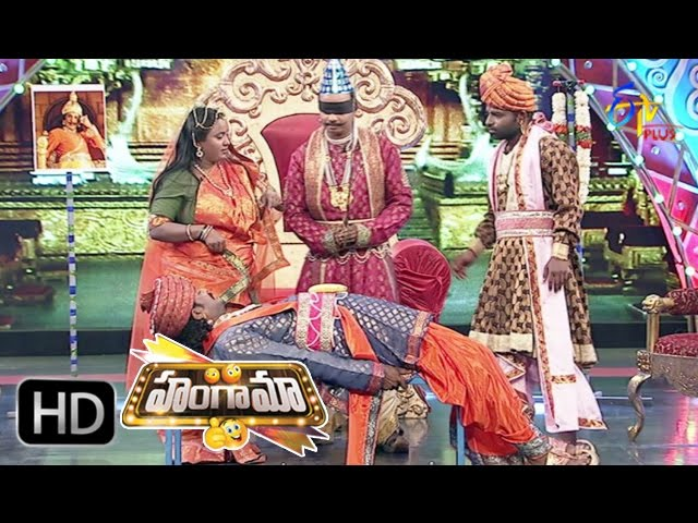 Hungama Comedy Show – 21st March 2017 – Episode 19 | ETV Plus