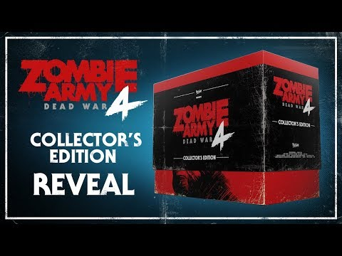 Zombie Army 4: Dead War – Collector's Edition Reveal   PlayStation 4, Xbox One thumbnail