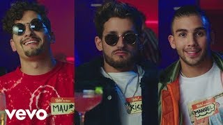 Mau Y Ricky, Manuel Turizo, Camilo   Desconocidos (Official Video)