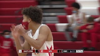 Boys' basketball highlights: NFA 45, East Lyme 33