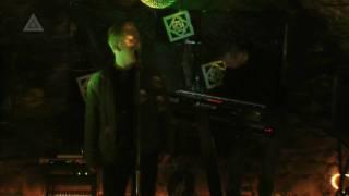 Video Krst CD Dlhý pád skupiny Black Rose