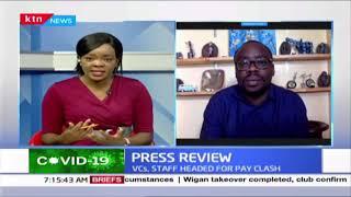 Police brutality in Kenya | Press Review