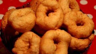 Настоящие пончики из советского детства