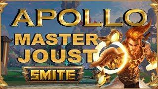 SMITE! Apollo, La cosa se pone seria y bueno...! Master Joust S4 #11