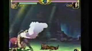 A-Cho JBA Devo vs Shadow Dio