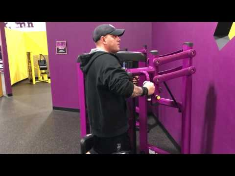 Planet Fitness Torso Rotation Machine - How to use the torso rotation machine at planet fitness