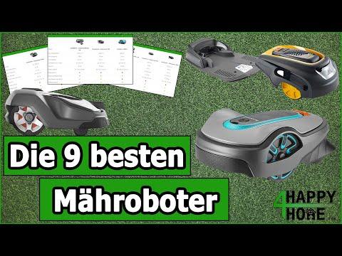 Mähroboter kaufen 2019 ➡️ Die 9 besten Rasenmäher Roboter im Vergleich [3 Preisklassen]